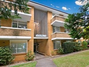 EXCELLENT UNIT IN CONVENIENT LOCATION - Chatswood