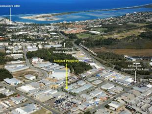 Caloundra Industrial Shed in Prominent Location - Caloundra West
