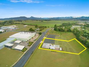 Large Secure Industrial Complex For Lease - Murwillumbah