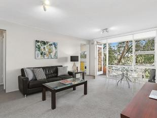 Quiet security apartment enjoying peaceful outlook - Lane Cove