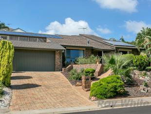 Architecturally designed family home with outstanding ocean views. - Hallett Cove