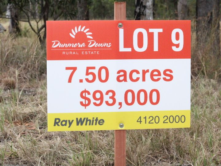 Lot 9 Lomandra Lane, Dunmora, QLD