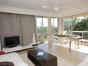 Furnished Beachside Apartment With Elevator - Broadbeach