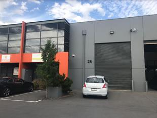 Modern Container Height Office/Warehouse - Moorabbin