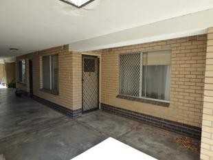 GROUND FLOOR UNIT AVAILABLE NOW - Gosnells