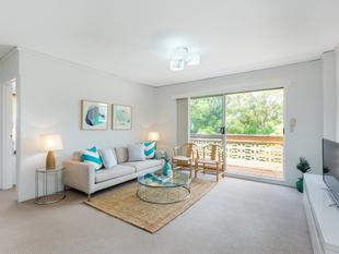 LIGHT-FILLED APARTMENT IN COVETED LEAFY LOCALE - Lane Cove
