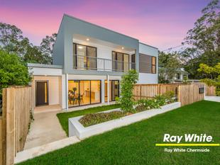 Stunning Brand New Free-Standing Town House - Peaceful Parkland Position - Chermside