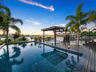Enchanting Waterfront Masterpiece in Prestigious River Links Estate - Helensvale