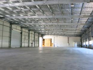 High Value - 1,238m Warehouse Plus Hardstand - Narangba