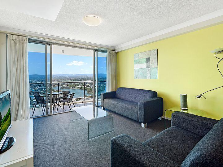 3321/23 Ferny Avenue, Surfers Paradise, QLD