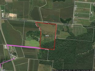 APPROX 50 ACRES - MINUTES FROM INNISFAIL CBD - South Innisfail
