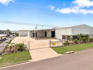 EXCLUSIVE - MODERN INDUSTRIAL WAREHOUSE + OFFICE FACILITY - EAST ARM - Berrimah
