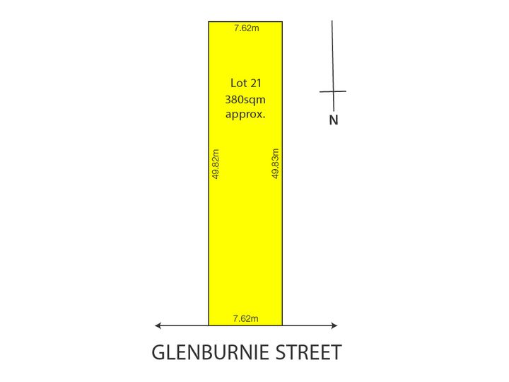 Lot 21, 17 Glenburnie Street, Seaton, SA