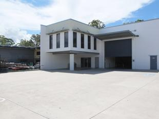 Modern Clear Span Warehouse with Office - Deception Bay