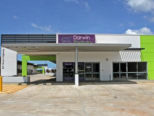 Commercial Unit 108 m² with Direct Highway Frontage - Berrimah