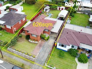 HUGE 626sqm of land sitting on the high side of the street with a BRAND NEW KITCHEN  in Blacktown South Locale - Blacktown