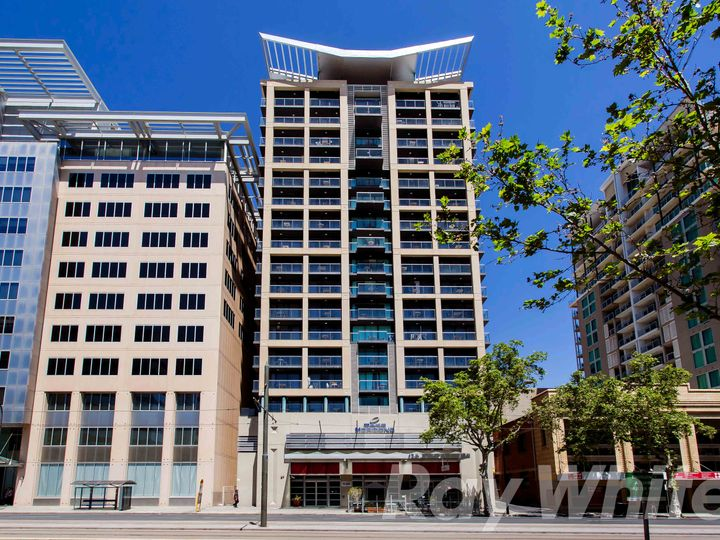 1603/102-105 NORTH Terrace, Adelaide, SA