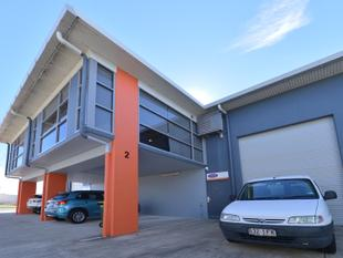Compact Industrial Unit - Coolum Beach
