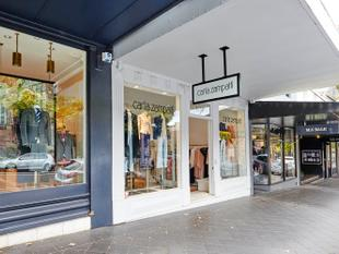 Outstanding Double Fronted Woollahra Retail - Woollahra