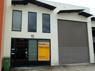 SECURE WAREHOUSE/OFFICE - Loganholme
