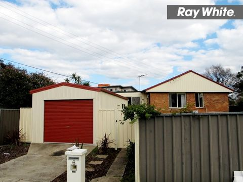Cartwright, 6 Woolnough Place