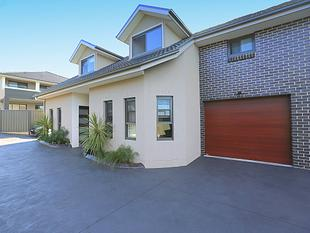 Modern 4 bedroom townhouse - Condell Park