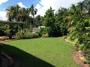 Very large fully fenced manicured yard perfect for the growing family - Gray