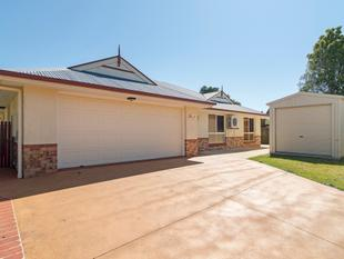 QUALITY HOME WITH A SHED  READY AND WAITING FOR A NEW FAMILY - South Toowoomba