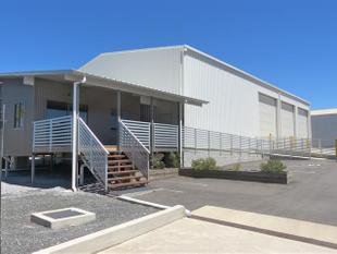 INDUSTRIAL SHEDS & OFFICES - South Gladstone