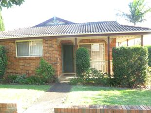 WELL PRESENTED 3 BEDROOM VILLA - Mortdale