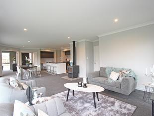 Sleek, smart & stylish new home - Rolleston