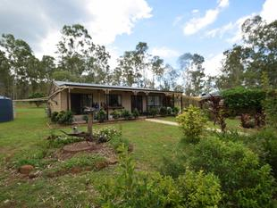 6.5 Acres Close to Esk - Great Lifestyle - Redbank Creek