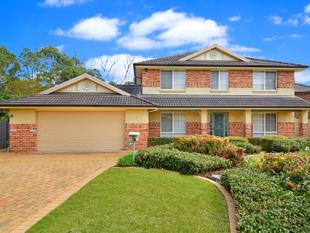 Rare Quality Family Home on 700sqm block in a whisper quiet location! - Kellyville
