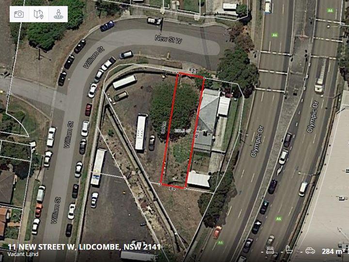 11 New Street West, Lidcombe, NSW