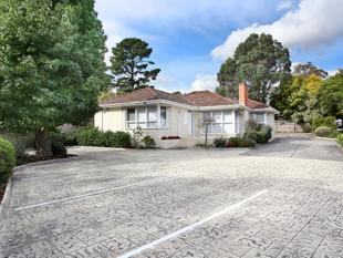 MEDICAL CENTRE - OPPOSITE MAROONDAH HOSPITAL WITH THREE PERMITS - Ringwood East
