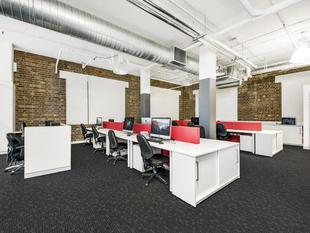 Impressive Commercial Office Suite - Drummoyne