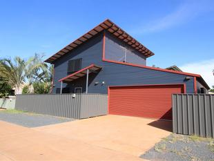 Modern double storey home with double lockup garage. Approved Application - South Hedland
