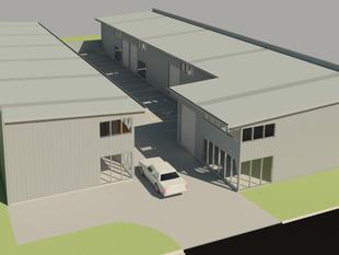 Unit 8: Brand New Warehouse / Office Units - Mount Maunganui