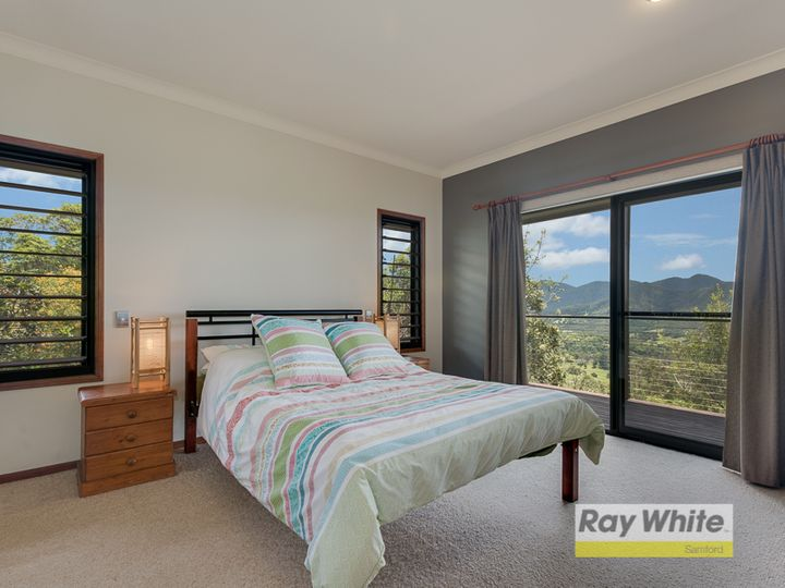 89 Mayfield Rd (via Mt O'Reilly Rd, Samford Valley), Cedar Creek, QLD