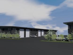 INDUSTRIAL UNITS - TO BE BUILT (Unit 2) - Tauriko