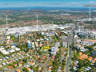 Approved Development Site - Partnership Split - Upper Mount Gravatt