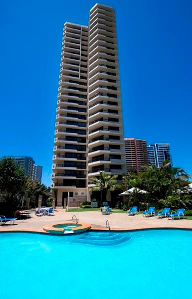 unit leased surfers paradise qld 28 northcliffe terrace