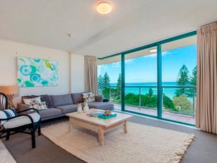 Stunning Happy Valley Beachfront Unit - Caloundra