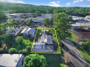 Zoned High-Medium Impact Industry. Features Shed, Solar and Existing House - Landsborough