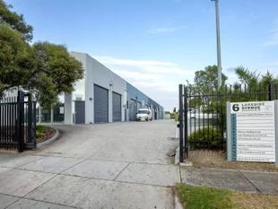 OFFICE/WAREHOUSE- LAKESIDE BUSINESS CENTRE - Reservoir