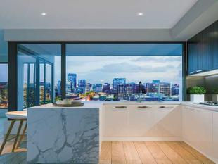 'Echelon Apartments' - Luxurious Inner City Living on Iconic Trims site - Adelaide