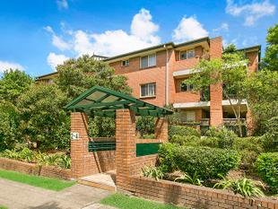 Floating Timber Floors 2 bedroom Unit - Hornsby