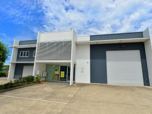 Industrial Warehouse With Multiple Offices - Coolum Beach