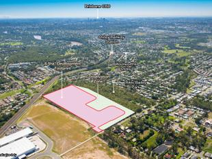 "7 Ha* Brisbane ""In-fill"" Residential Development Site - Darra"