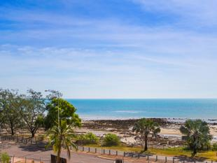 Ocean views from quality beachside apartment - Rapid Creek